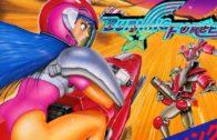 Burning Force gameplay (1990)