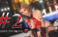 Dead or Alive 5 playthrough #2 Kasumi, Ayane, Kokoro
