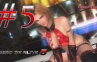 Dead or Alive 5 playthrough #3 Mila, Tina, Zack