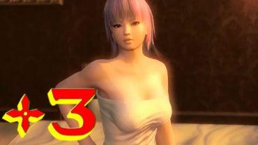 Ninja Gaiden 3: Razor's Edge playthrough Day 2 Ayane Paris, France