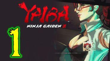 Yaiba: Ninja Gaiden Z gameplay playthrough #1 War Zone