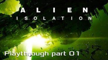 Alien: Isolation playthrough #1