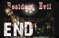 Resident Evil HD Remaster ENDing
