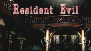 Resident Evil HD Remaster playthrough #1