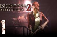 Resident Evil: Revelations 2 Ep. 1: Claire's story Penal Colony playthrough