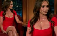 Jennifer Love Hewitt at Craig Ferguson