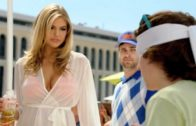 Kate Upton Staring Contest