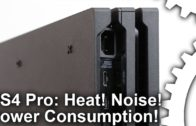PS4 Pro: Power Consumption, Heat & Noise Tested