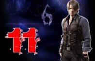 Resident Evil 6 Leon #11 Plane/Boss Ustanak