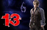 Resident Evil 6 Leon #13 The Train