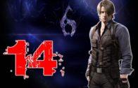 Resident Evil 6 Leon #14 T-Rex