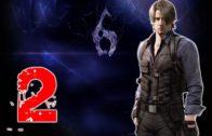 Resident Evil 6 Leon #2 Ivy Campus/Garden