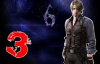 Resident Evil 6 Leon #3 Sewers & Subway