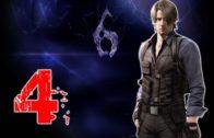Resident Evil 6 Leon #4 City