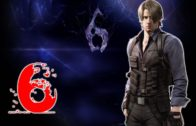 Resident Evil 6 Leon #6 Cathedral