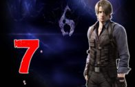 Resident Evil 6 Leon #7 Underground Laboratory
