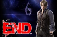 Resident Evil 6 Leon END The Fly