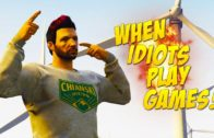 When Idiots Play Games #15