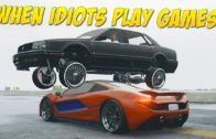 When Idiots Play Games #2