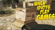 When Idiots Play Games #7