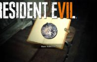Resident Evil 7: Beginning Hour – Blank Notebook / Coin