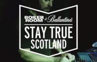 Speedy J Boiler Room & Ballantine's Stay True Scotland Live Set