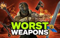 Top 10 Worst Weapons in Video Games