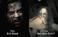Resident Evil 7 Easter Eggs