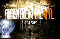 Resident Evil 7: Resource Manager & Walk it Off playthrough #1