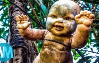 Top 10 Creepiest Places On Earth