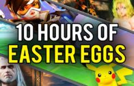 10 Hours of Video Game Easter Eggs and Secrets