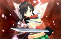Senran Kagura Burst Re:Newal first promotion video