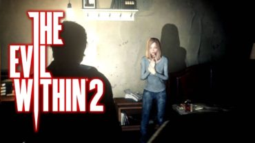 THE EVIL WITHIN 2 #9 the woman in 344 Cedar Avenue