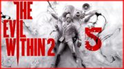 THE EVIL WITHIN 2 playthrough #5 Auto Repair shop