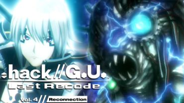 HACK//G.U. LAST RECODE Vol.4 – SACRED RUINED FORSAKEN ISLE – VEGALTA rnd. 2