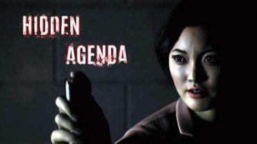 Hidden Agenda playthrough #1
