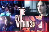 THE EVIL WITHIN 2 playthrough LYING IN WAIT | THE GUARDIAN & OBSCURA