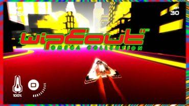 WipEout 2048: Zone Race