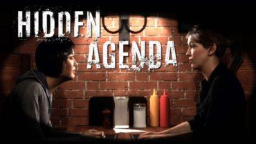 Hidden Agenda full playthrough