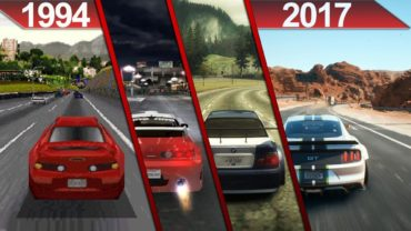 History of Need For Speed Graphics (1994 – 2017)