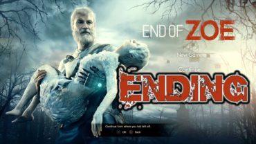 Resident Evil 7: Biohazard END OF ZOE ENDING