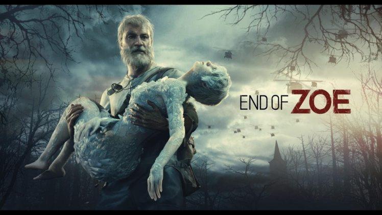 Resident Evil 7: Biohazard END OF ZOE