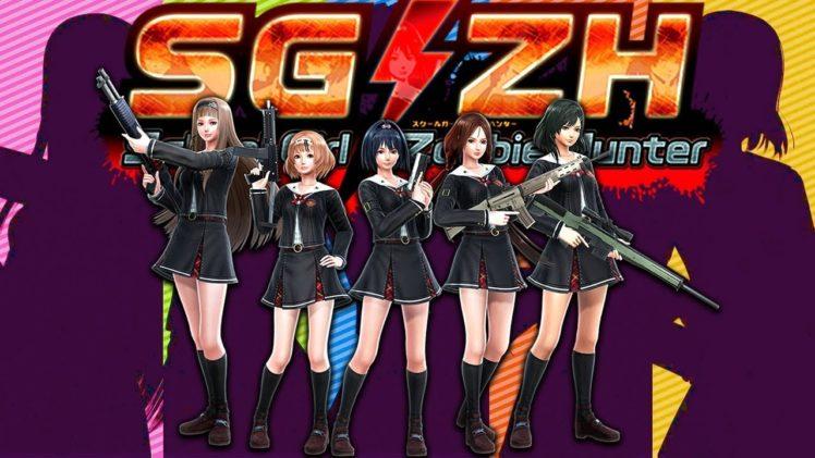 School Girl/Zombie Hunter Chapter 1