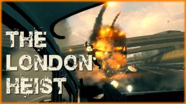 The London Heist (PSVR)