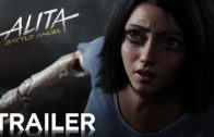 James Cameron + Robert Rodriguez = Alita: Battle Angel