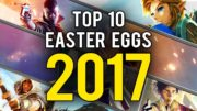 Top 10 Video Game Easter Eggs 2017